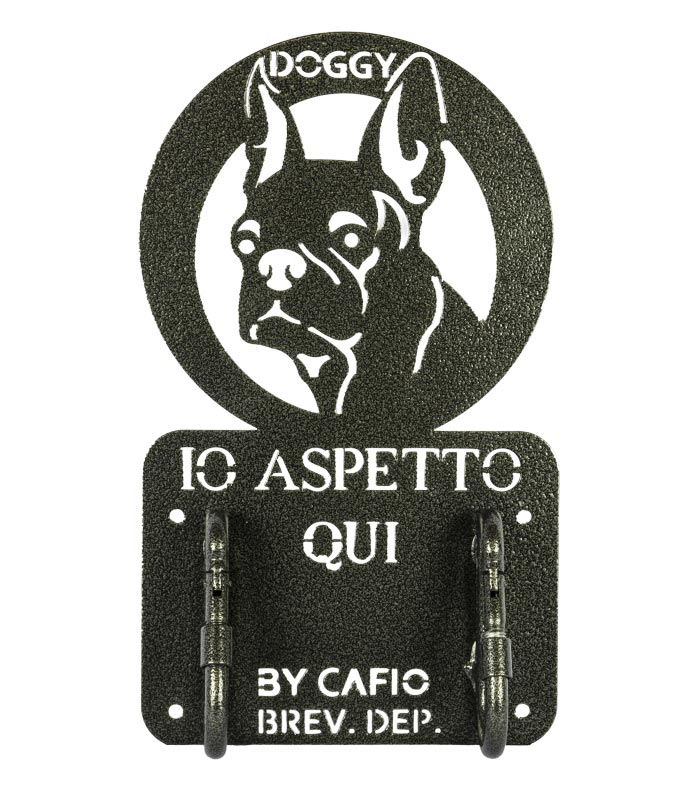Anteprima dog parking boxer